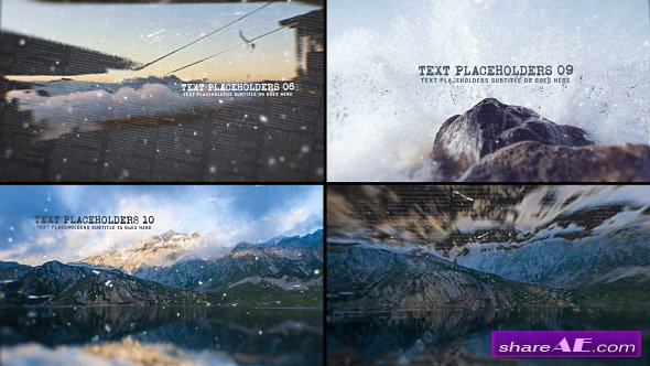 Videohive Slideshow 12729927 - After Effects Templates