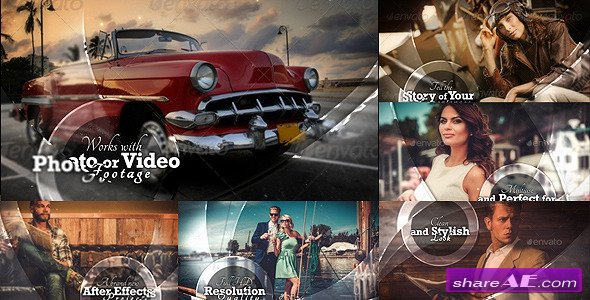 Videohive Elegant Art Slide Show - After Effects Templates