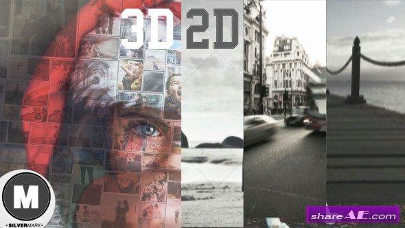 Videohive D Photo Slideshow Bundle After Effects Templates - Adobe after effects slideshow templates