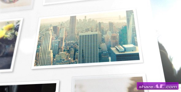 Videohive Wall Pics - After Effects Templates