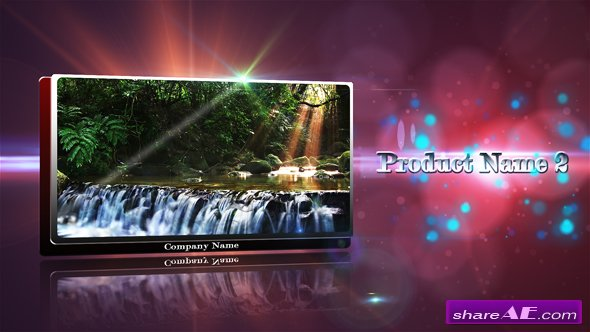 Videohive Inspirating Displays - After Effects Templates