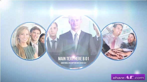 Circle Corporate - After Effects Templates (Motion Array) » free ...