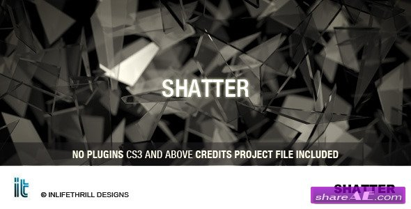 Videohive Shatter