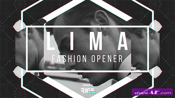 Videohive Lima // Fashion Opener