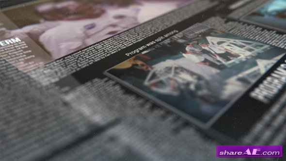 Videohive History Slides