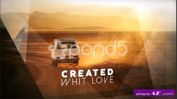 Modern Opener 5 - After Effects Templates (Pond5)