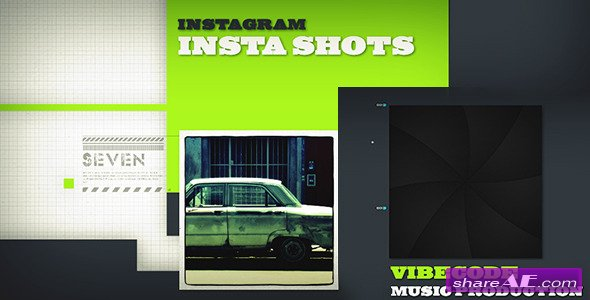 Videohive InstaShots - After Effects Templates