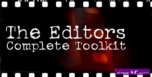 Videohive Editors Toolkit - Motion Graphic