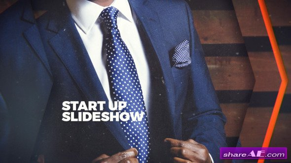 Videohive Startup Slideshow - After Effects Templates