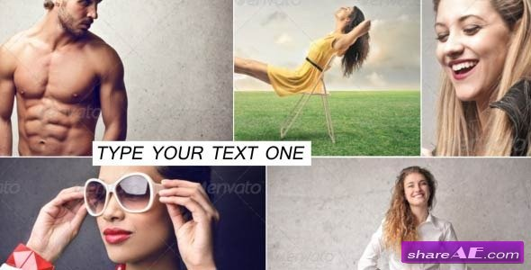 Videohive Smooth Slides - After Effects Templates