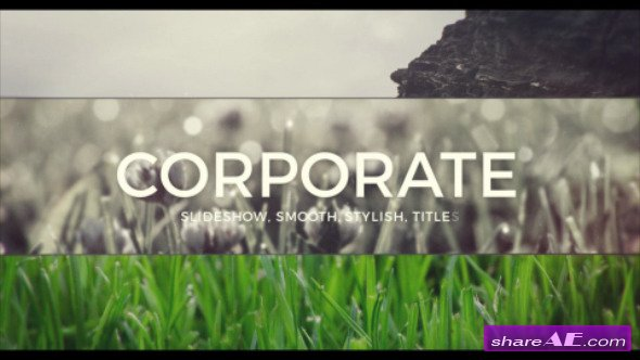 Videohive Slide for Business - After Effects Templates