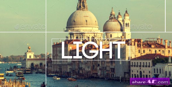 Videohive Lines Slide Show - After Effects Templates