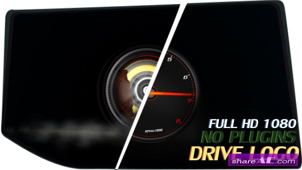 Videohive Drive Logo - After Effects Templates