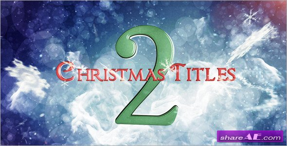 Videohive Christmas Titles 2 - After Effects Templates