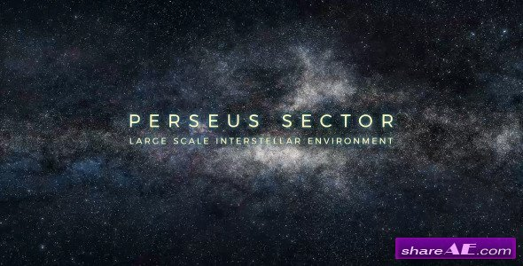 Videohive Perseus Sector - After Effects Templates