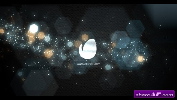 Elegant Bokeh Particle Logo - After Effects Templates (Videohive)