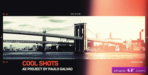 Cool Shots - After Effects Templates (Videohive)