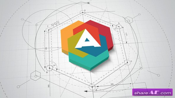 architect logo reveal after effects templates videohive