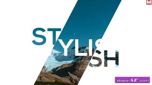 Fast Dynamic Slideshow - After Effects Templates (Videohive)