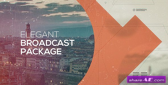 Elegant Broadcast Package - Videohive