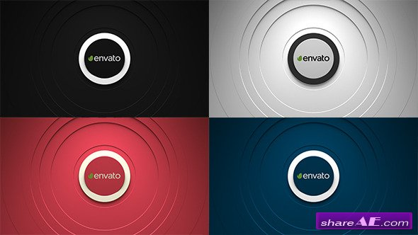 Clean Sound - Logo Reveal - Videohive