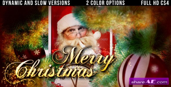 Christmas Slideshow 3509654 - After Effects Project (Videohive)