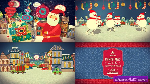 Christmas & New Year Opener - Videohive