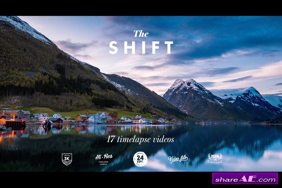 The Shift - timelapse videos - Creativemarket