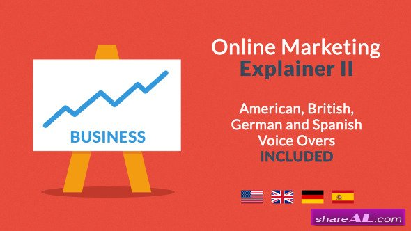 Online Marketing Explainer II - Videohive