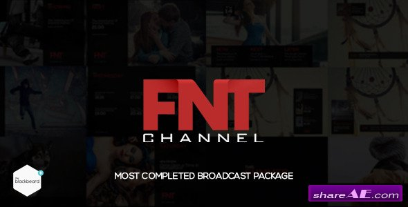 FNT Broadcast Package - Videohive