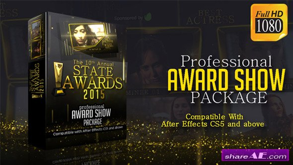 Awards Show Pack - Videohive