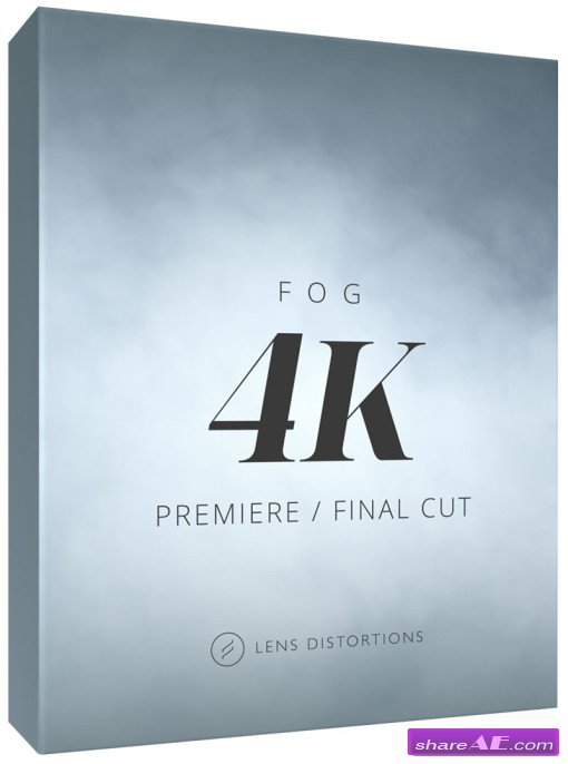Fog 4K - Lens Distortions