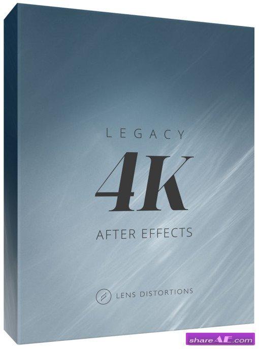 Legacy 4K - Lens Distortions