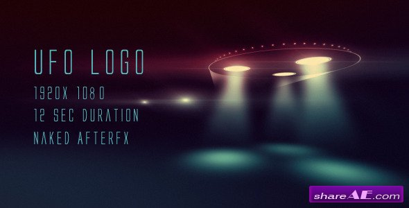 UFO logo - Videohive