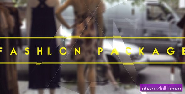 Fashion Package - Videohive