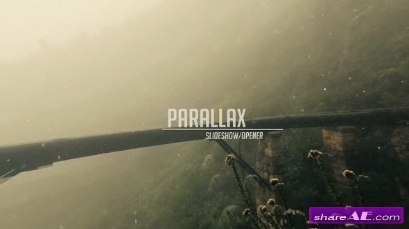 Parallax Intro - After Effects Templates (Motion Array)