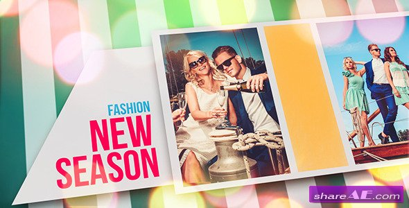 Fashion New Season - Videohive