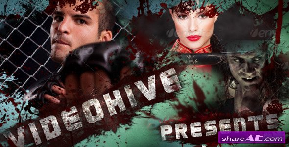 Blood Action Trailer - Videohive