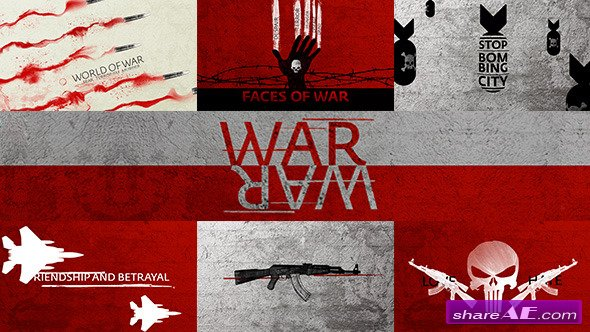 War Titles Sequence - Videohive