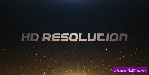 Tension Trailer - Videohive