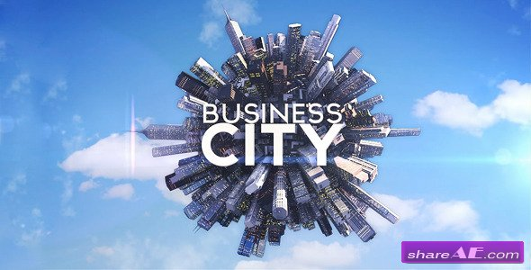 Business City - Videohive