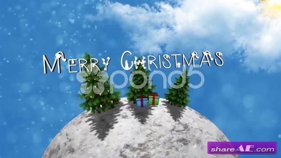 Christmas World - After Effects Templates (Pond5)