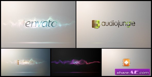 Particle Hit Reveal - Videohive
