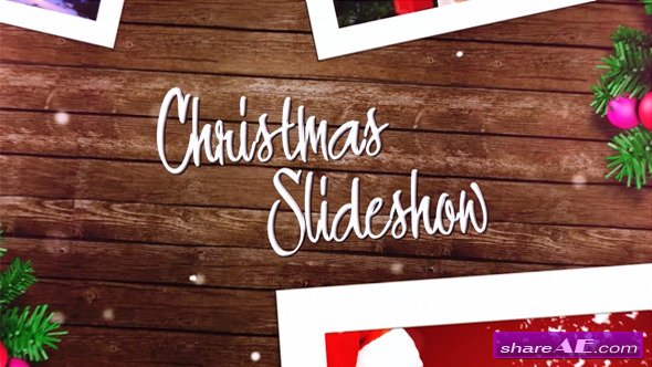Christmas Slideshow - Videohive