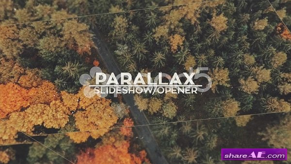 Parallax Slide - 3 Versions - After Effects Templates (Pond5)