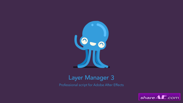 Layer Manager v2.03 - Videohive