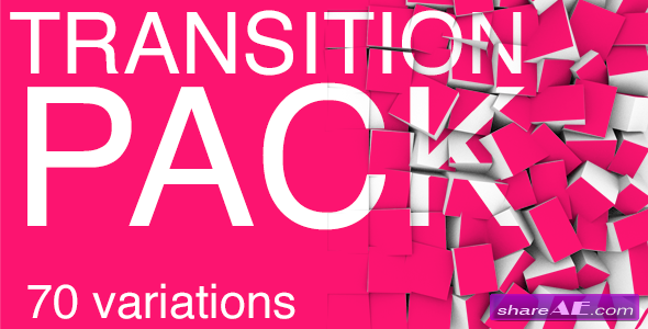 Transition Pack - 70 - Videohive