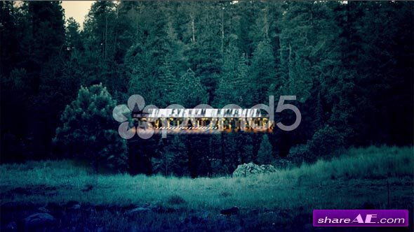 Dynamic Titles - After Effects Templates (Pond5)