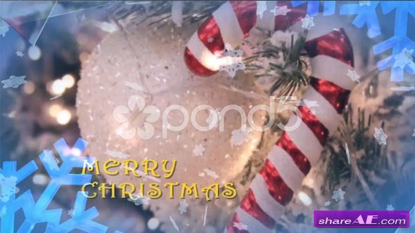 Merry Christmas - After Effects Templates (Pond5)