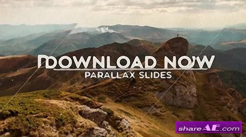 Related Posts Parallax Opener After Effects Template